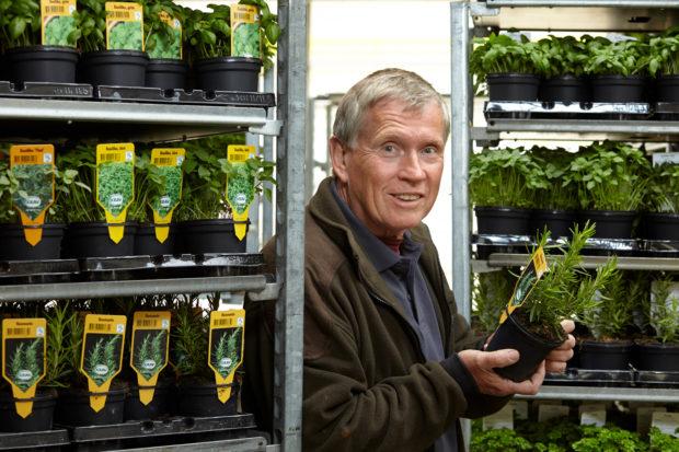 Bengt Jönsson och det är jag som är Trädgårdsmästare